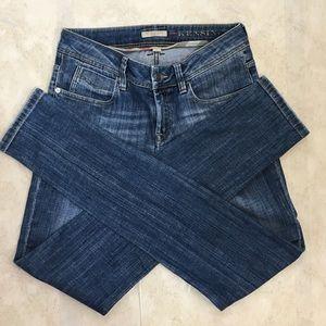 Authentic Burberry Brit Kensington Skinny Jeans